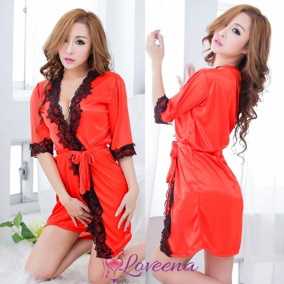 008a2b592a  Sales  Kimono Robe Sexy Nightwear (end 12 19 2019 5 15 PM)