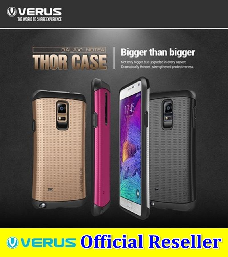 [SALES] Original VERUS Hard Drop case for Galaxy Note 4 CSTOCK