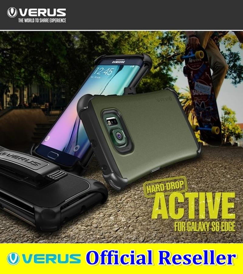 new product 6e527 184a3 [sales] Original VERUS Hard Drop Thor Active Galaxy S6 EDGE CSTOCK