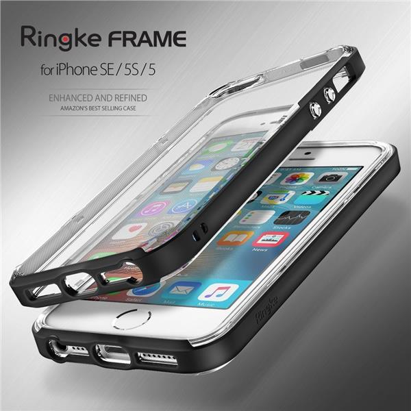 Best Iphone Se Case 2020 Sales] Rearth Ringke Fusion Frame C (end 7/19/2020 3:21 PM)