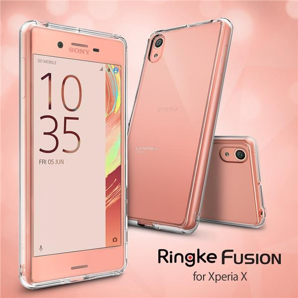 newest 0d338 35279 [Sales] Ringke Fusion Case for Xperia X / XA / XP / X Performance