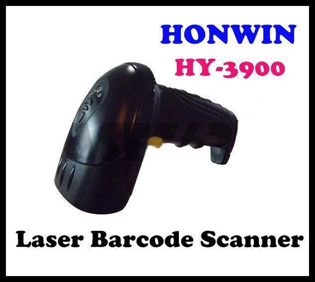 Sales!!! USB Laser Barcode Scanner Reader for Buisness HY-3900