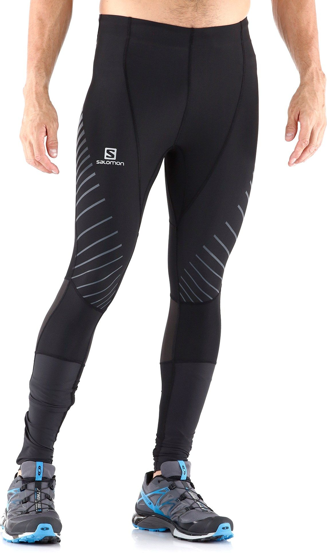 9a07e866c2627 Salomon Endurance Tights - Men's (end 9/25/2021 12:00 AM)