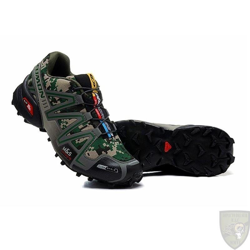 Salomon Speed Cross 3 Jungle Digital Hiking Shoes 6a8277cf29
