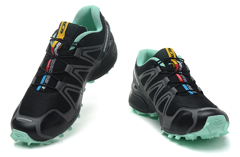 sports shoes 91f67 35449 ... löparskor svart silver 681b7 cc7cd  ireland salomon speedcross 3 black  grey jade blue 8680b 64725