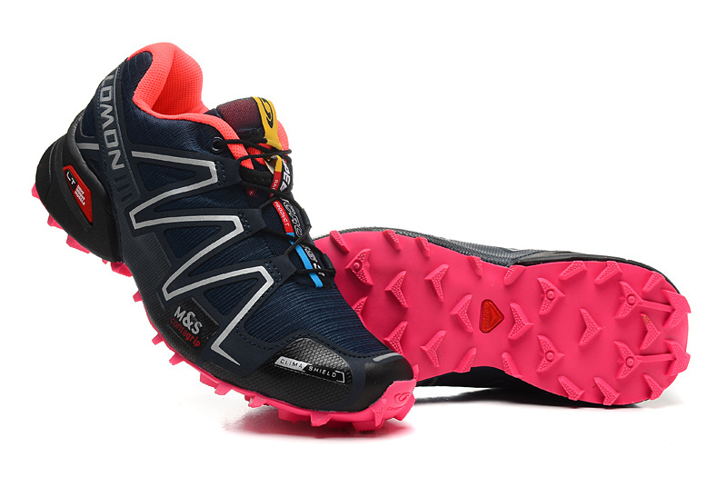 9a95b9d7f2 SALOMON SPEEDCROSS 3 DARK BLUE PINK (end 1 11 2021 12 00 AM)