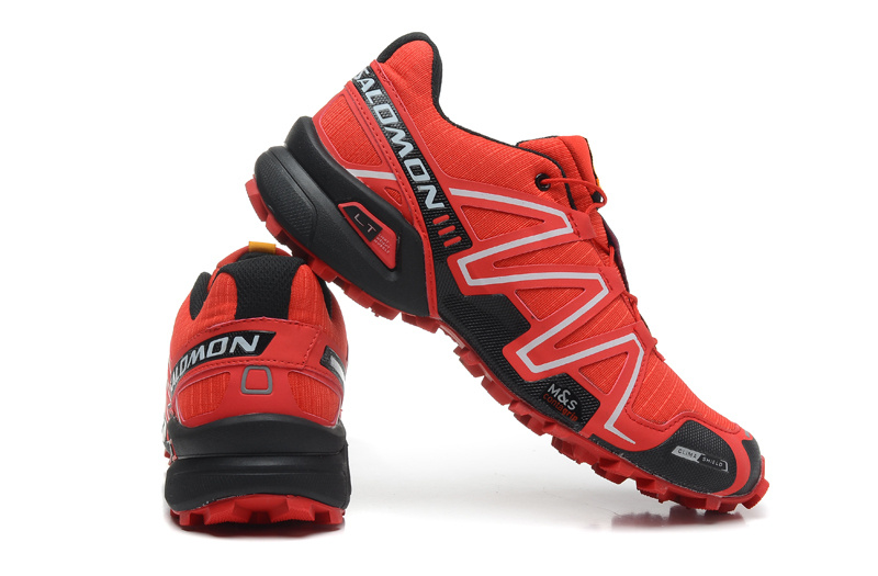 best sneakers 2efe6 b2992 inexpensive salomon speed cross 3 rot b544a 05c0a