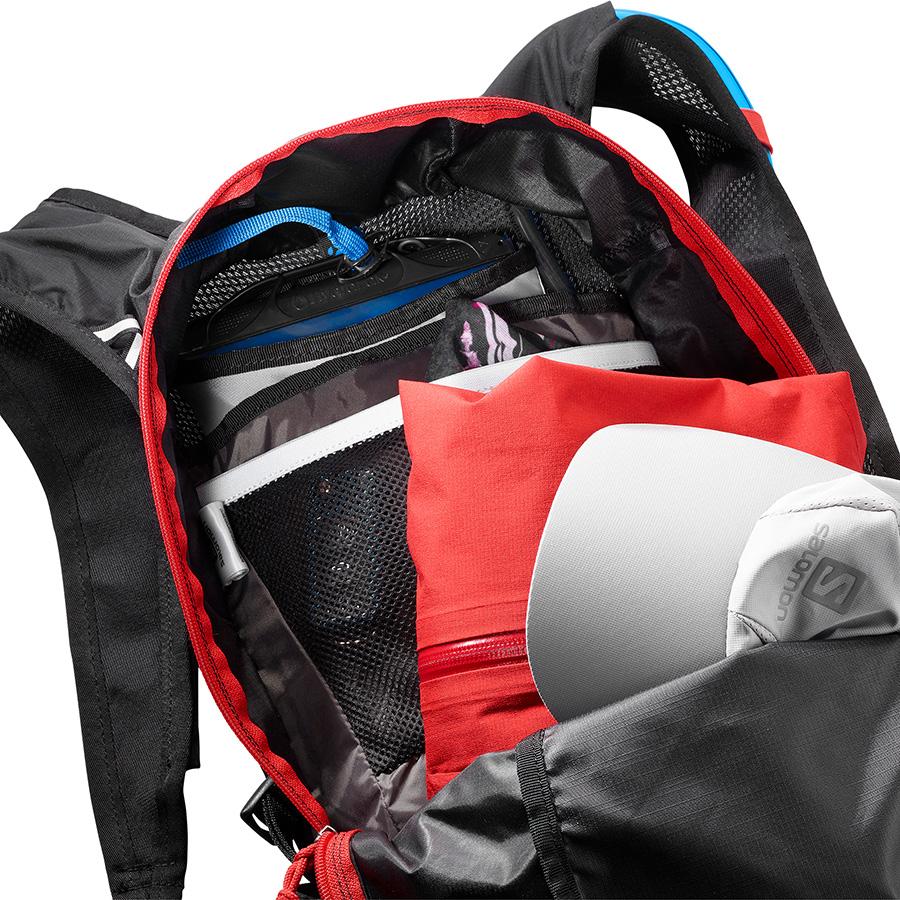 design de qualité 886c8 f335d Salomon Trail20 Lightweight Hiking Travel Outdoor Daypack Backpack Bag