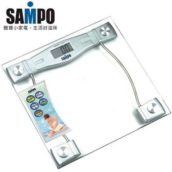 SAMPO Tempered Glass Digital Weighing Scale