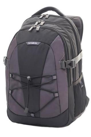 SAMSONITE ALBI LP BACKPACK N4 - BLACK/GREY