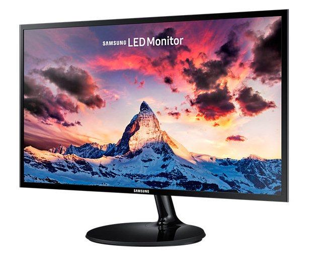 Samsung 23.5' FHD LED Monitor with Depth Design