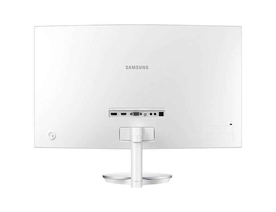 "Samsung 27"" Curved LED Monitor with Stylish Modern Design LC27F591FDEX"
