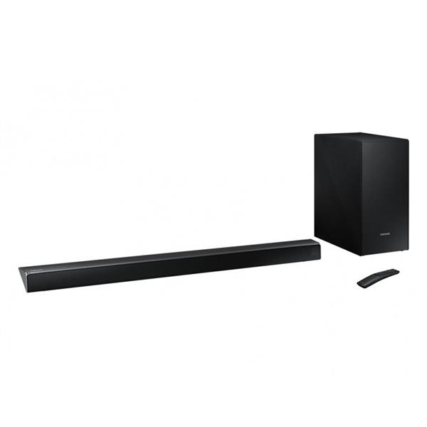 SAMSUNG 320W 2.1CH SOUNDBAR WITH WIRELESS SUBWOOFER| HWN450