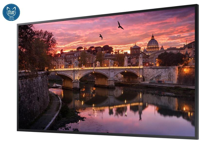NEW SAMSUNG 43' 4K UHD SMART SIGNAGE 350nits/16HOURS/7DAYS (QB43R)