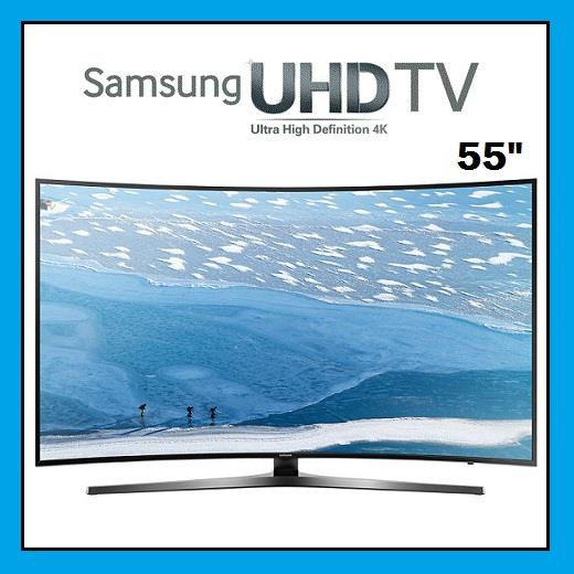 samsung 55 inch smart tv. samsung 55\u0027 inch ua55ku6500 smart curved 4k uhd led tv 55 tv r