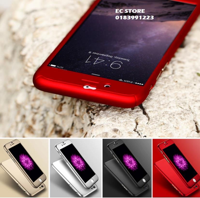 wholesale dealer 6e322 a9694 Samsung A3 A5 A7 2016 2017 360 Hard Tempered Glass Case