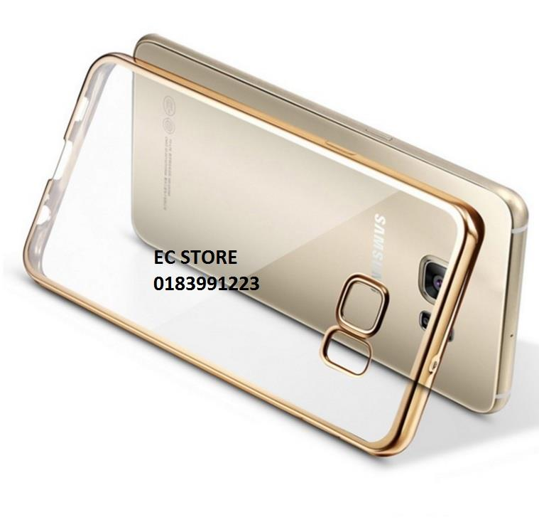 size 40 55e07 15c0b Samsung A3 A5 A7 J3 J7 A9 Pro 2016 2017 Silicon TPU Bumper Clear Case