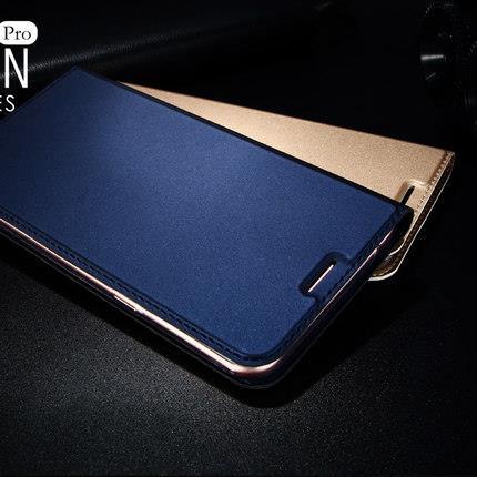 premium selection c0d25 3aa3b Samsung A5 A7 2017 Flip Leather Case Casing Cover Magnet Close