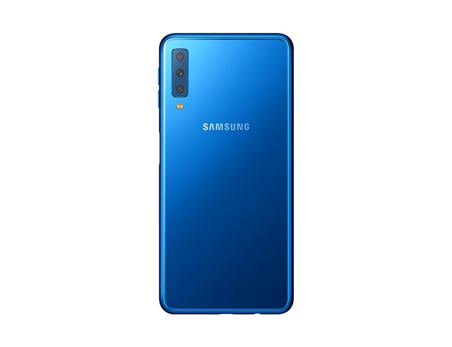 Samsung A7 (2018) *FREE POWERBANK 10000mah+Tmpered Glass+Cover Casing