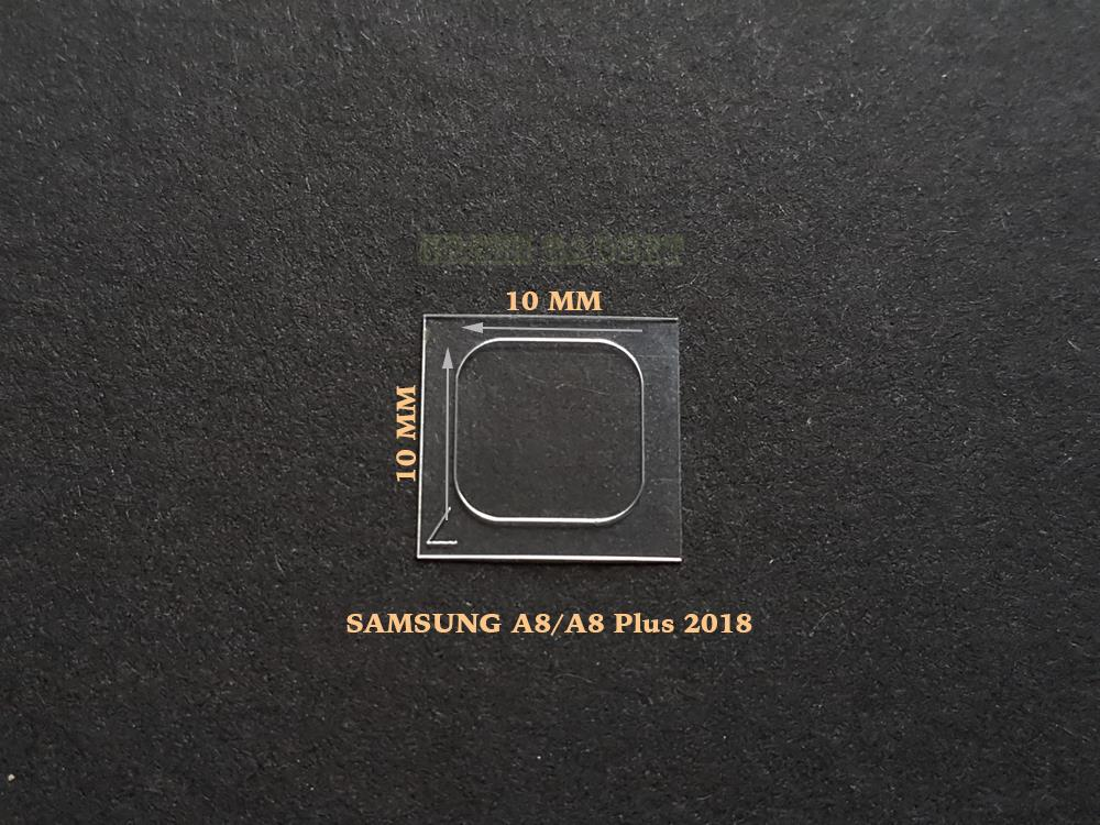 SAMSUNG A8/A8 Plus 2018 Flexible Glass Camera Protector