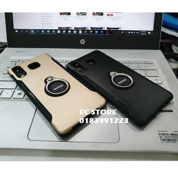 low priced c3f13 78a6d Samsung A8 Star Motomo Ring Stand Armor Case Cover