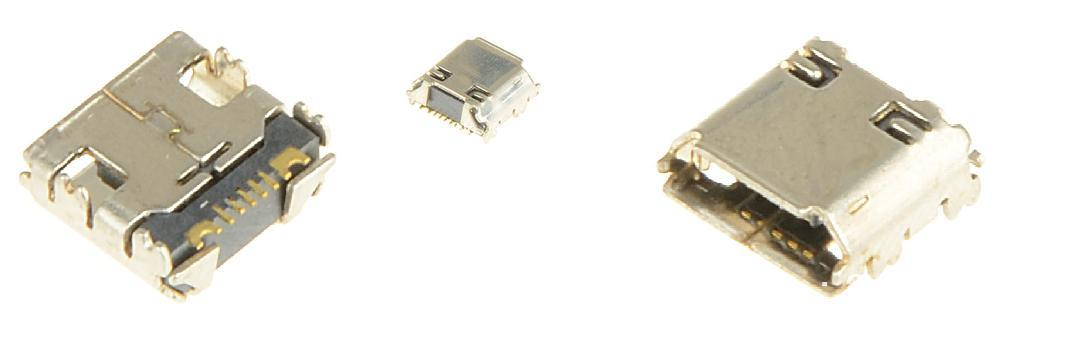 Samsung C6712 Star II DUOS or C6752 USB Charging Port Parts