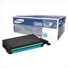 SAMSUNG Cartridge CLT-C609S Cyan Toner (Genuine) CLP-770 775ND 609