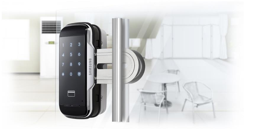 SAMSUNG DIGITAL LOCK SHS-G517 (Single)