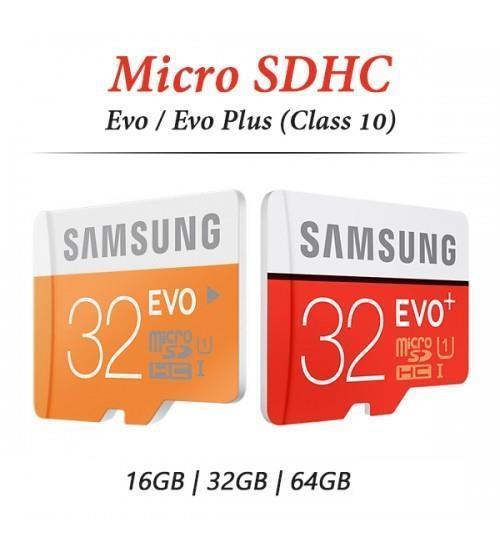 Samsung Evo 48mb80mbs Class 10 Micro Sd Card 16gb 32gb 64gb Microsd