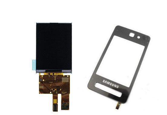 Samsung F480 Lcd Display / Digitizer Touch Screen Sparepart Services
