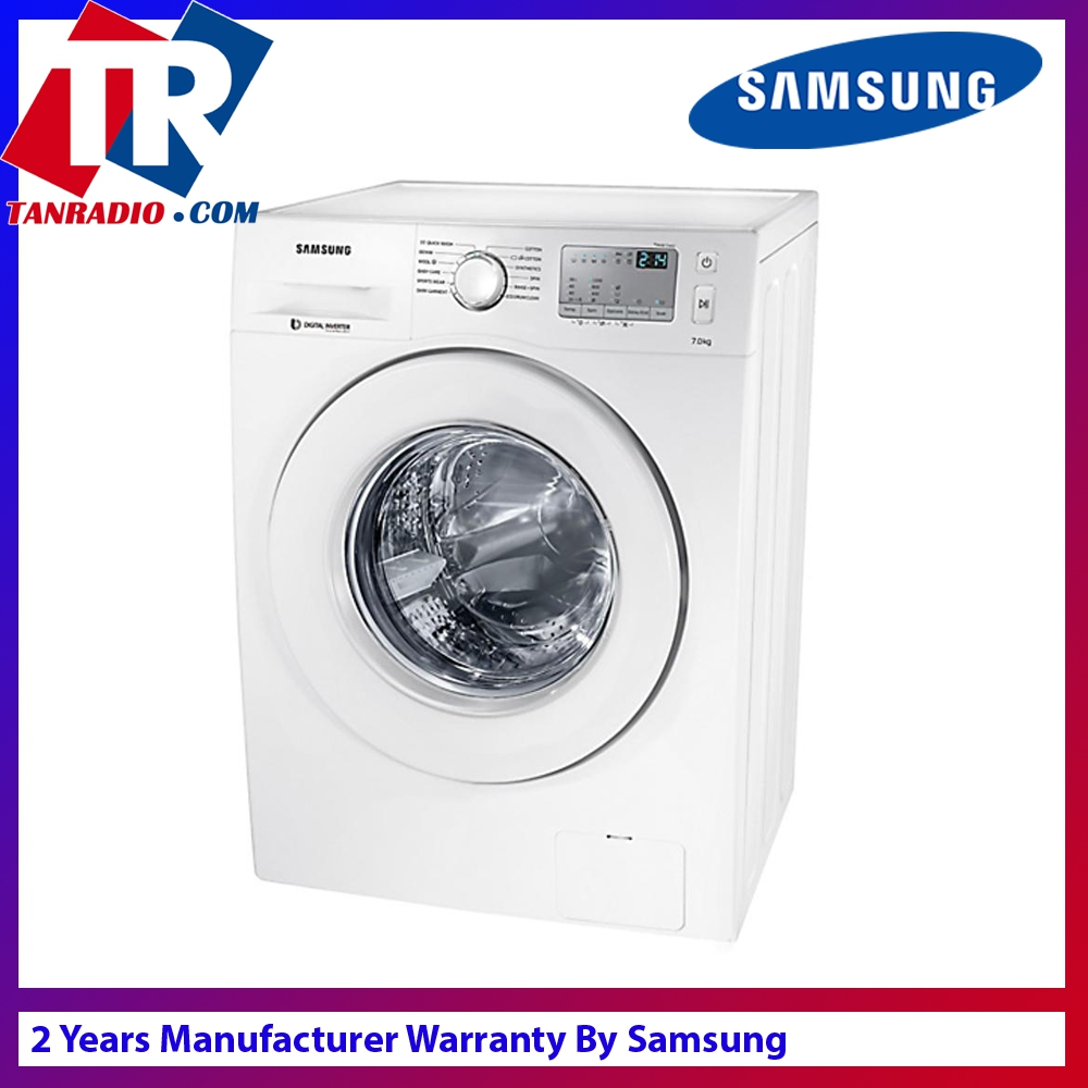samsung front load washer 7kg digital inverter sam