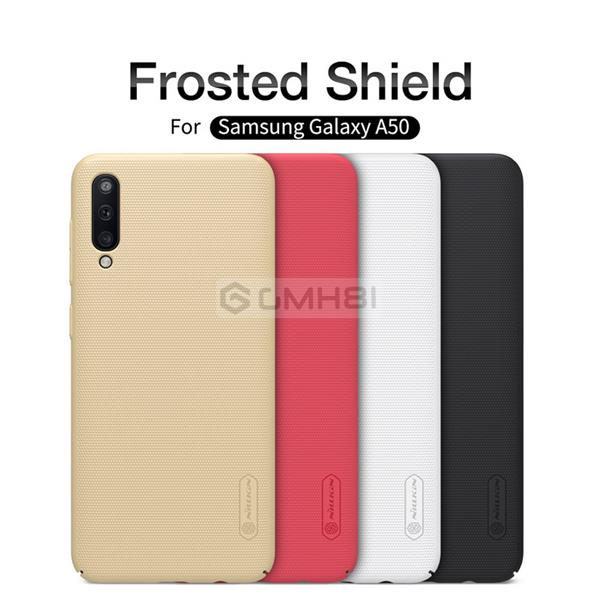 Samsung Galaxy A10 A20 A50 A70 A80 A90 Nillkin FROSTED Hard Cover Case