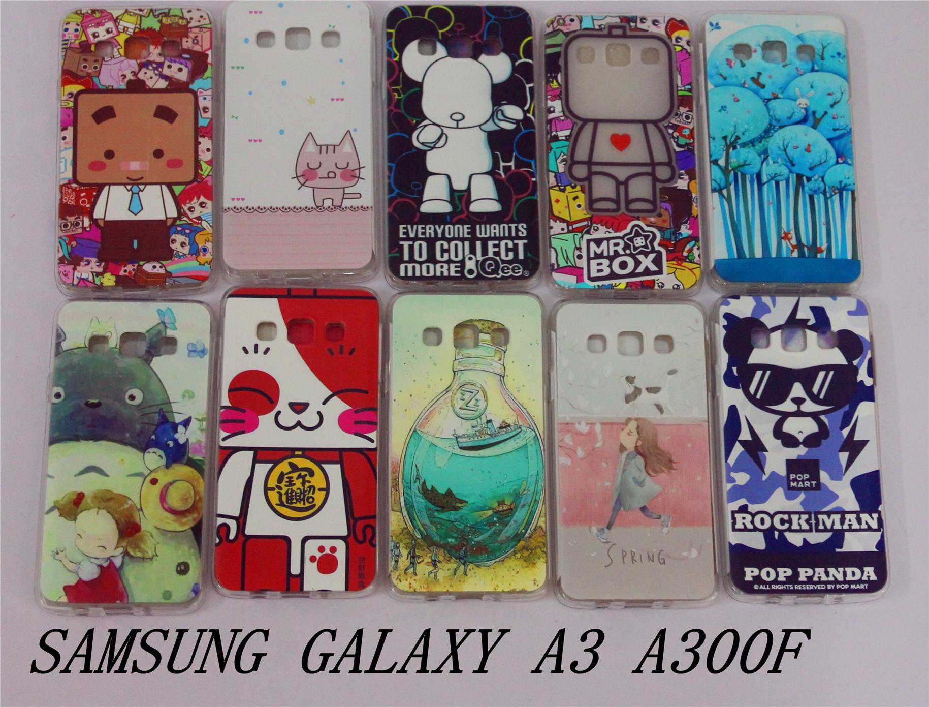custodia samsung galaxy a3 2015 silicone