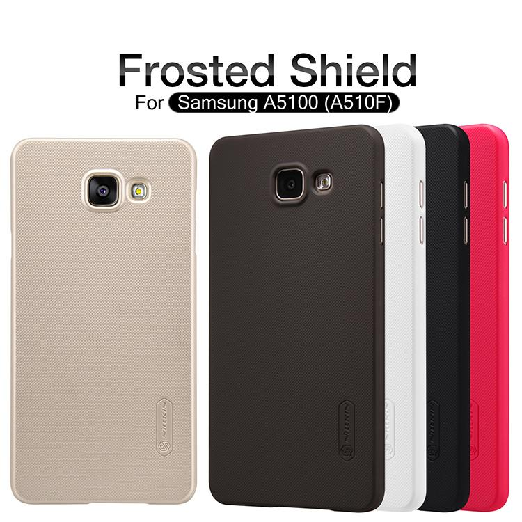 Samsung Galaxy A5 (2016) Nillkin Super Frosted Shield Cover Sand Case