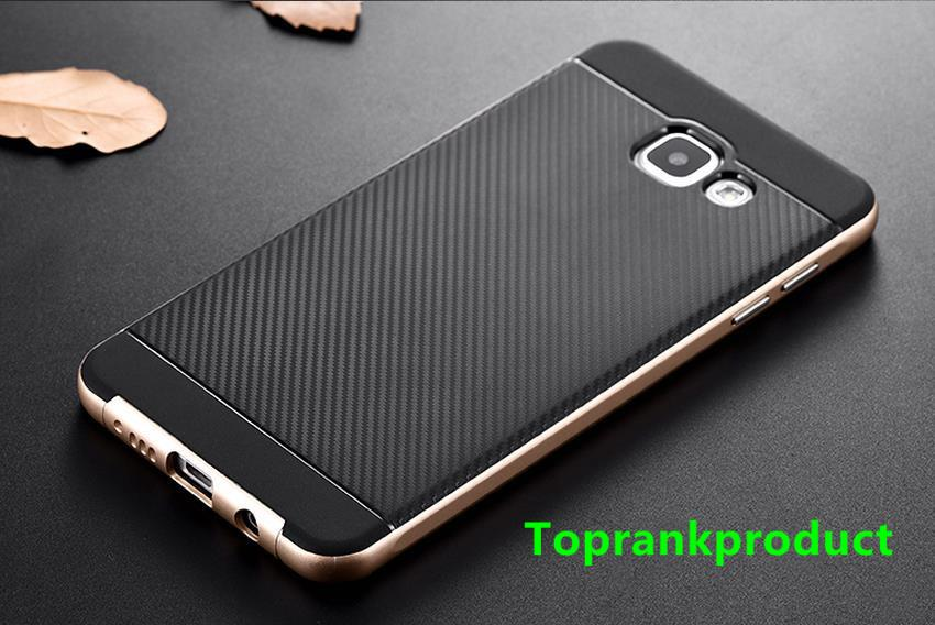 new products 963f6 205fe Samsung Galaxy A5 A7 2016 Neo Hybrid ShakeProof Back Case Cover Casing