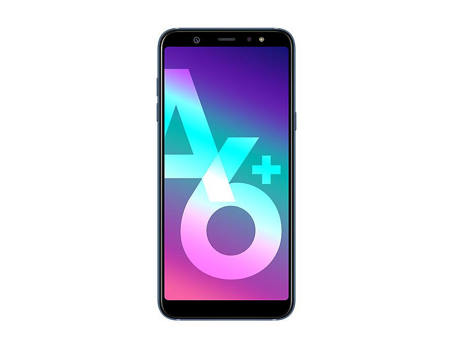 SAMSUNG GALAXY A6+ (4GB RAM | 6.0' FHD+) ORIGINAL set by Samsung Msia