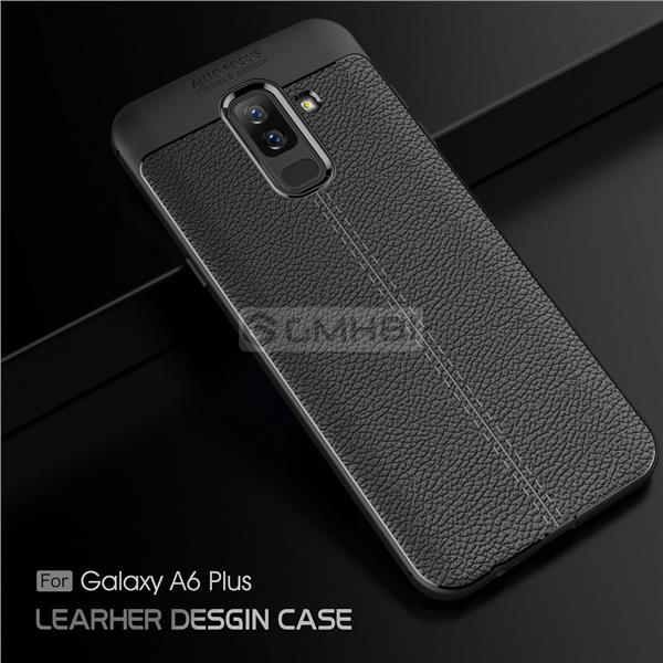timeless design 39d91 4927e Samsung Galaxy A6 A6+ Plus 2018 LYCHEE Tough Armor Bumper Cover Case