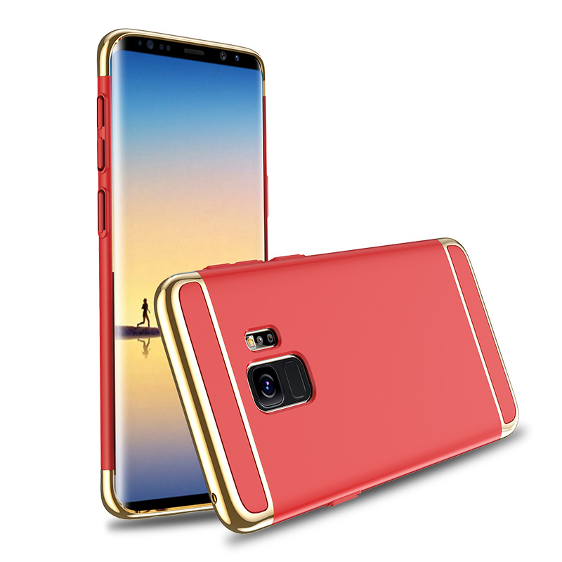 huge selection of f3eab 71ef2 Samsung Galaxy A6 Plus 2018 J4 J6 A6 2018 3 in 1 Hard Case Cover Casing  Housin