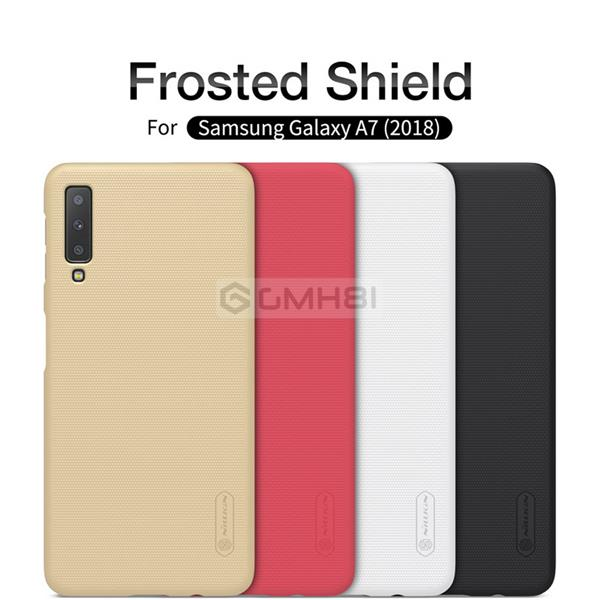 Samsung Galaxy A7 2018 Nillkin Super FROSTED Shield Hard Cover Case