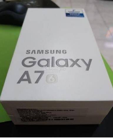 SAMSUNG GALAXY  A7 (original)