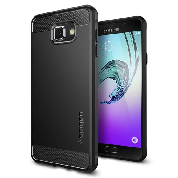 new arrivals 8f13f 7f113 Samsung Galaxy A7, Spigen Rugged Armor Case