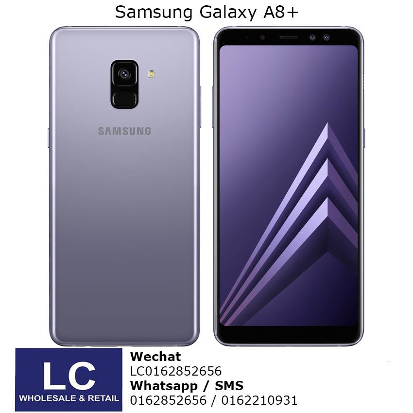 samsung galaxy a8 2018 6gb 64gb orch end 2 1 2019 9 15 pm. Black Bedroom Furniture Sets. Home Design Ideas