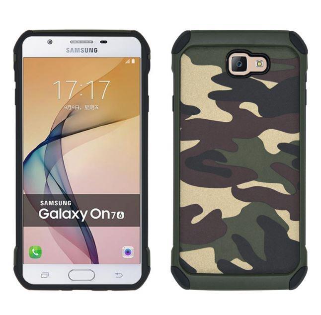 best loved 368ec d0168 SAMSUNG GALAXY A8 S8 PLUS J5 J7 J2 Prime A5 A7 2017 ARMY Tough Case