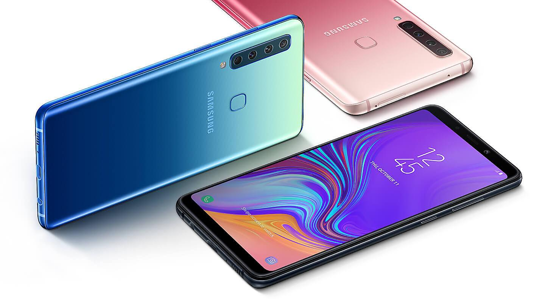 SAMSUNG Galaxy A9 2018 4 Rear CameraFREE ORIGINAL Samsung Gift Pack