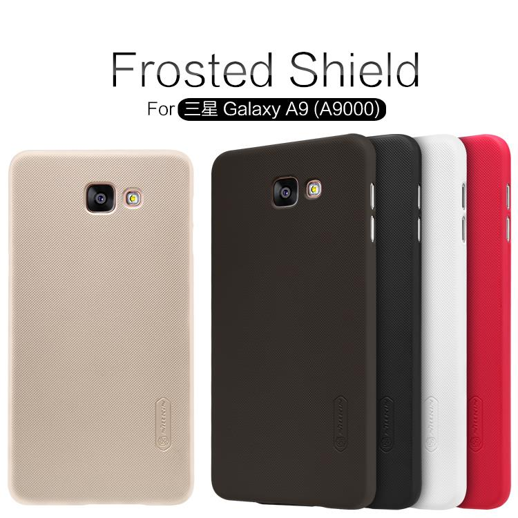 Samsung Galaxy A9 A9000 A9 Pro A9100 Nillkin Frosted Shield Case Cover