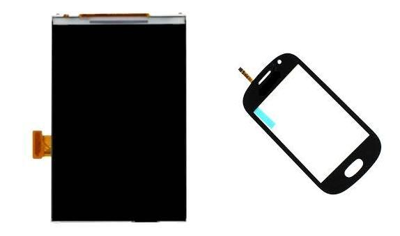 Samsung Galaxy Fame S6810 Display Lcd /  Digitizer Touch Screen