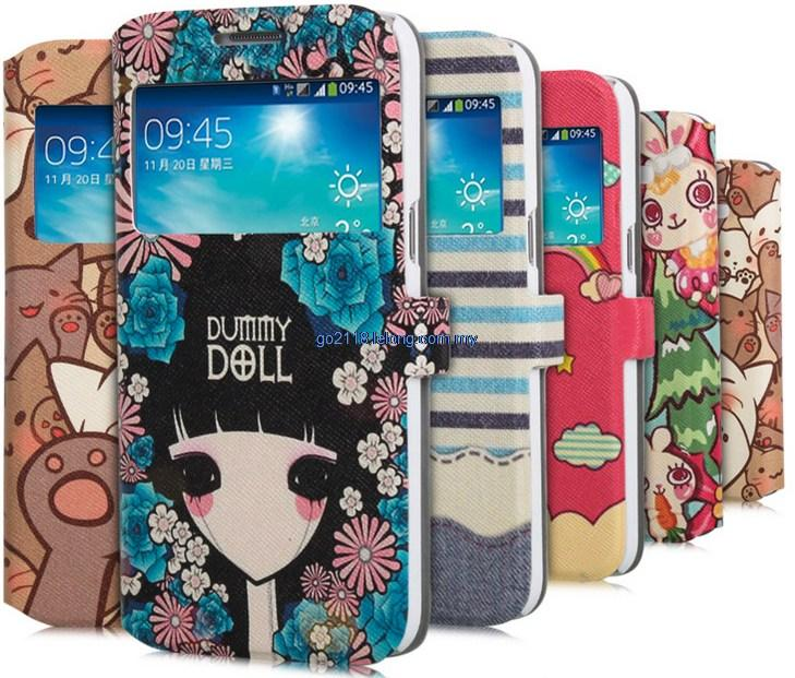Samsung Galaxy Grand 2 Grand2 korea cartoon case casing cover