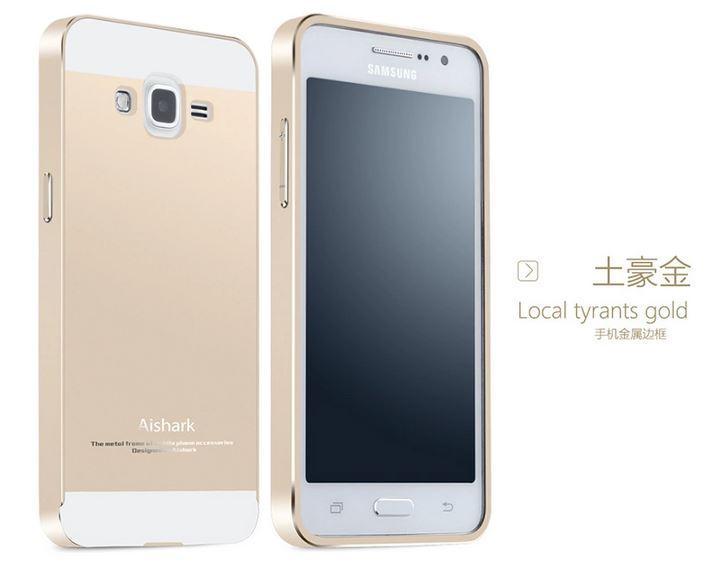 best authentic f6d59 09e6f Samsung Galaxy Grand Prime Aluminium Bumper Cover Casing Case