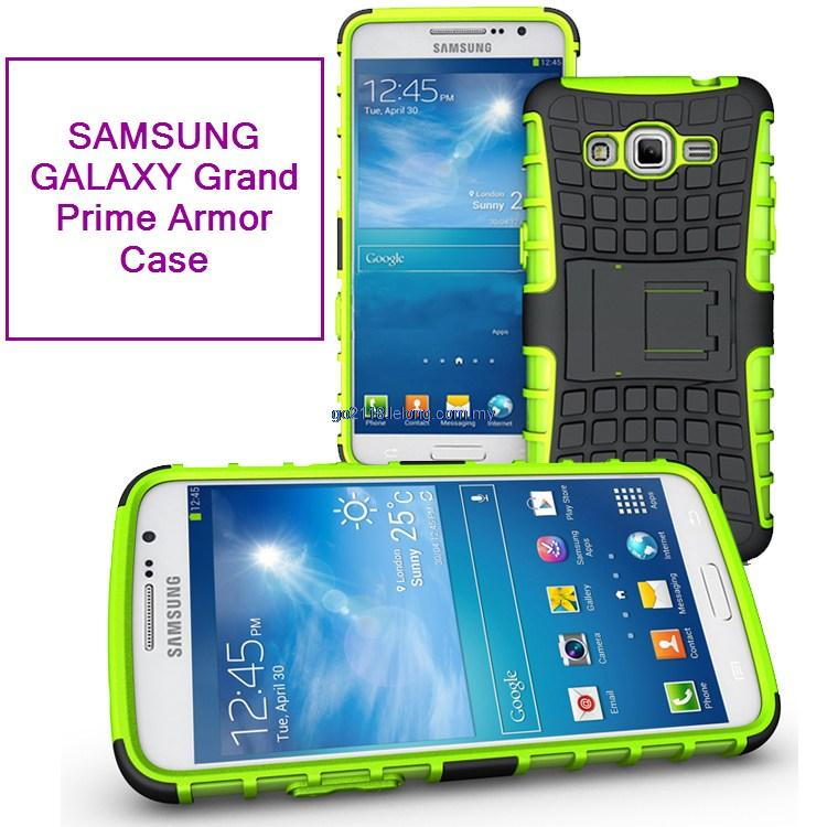 Samsung Galaxy Grand Prime Armor Case Casing Cover