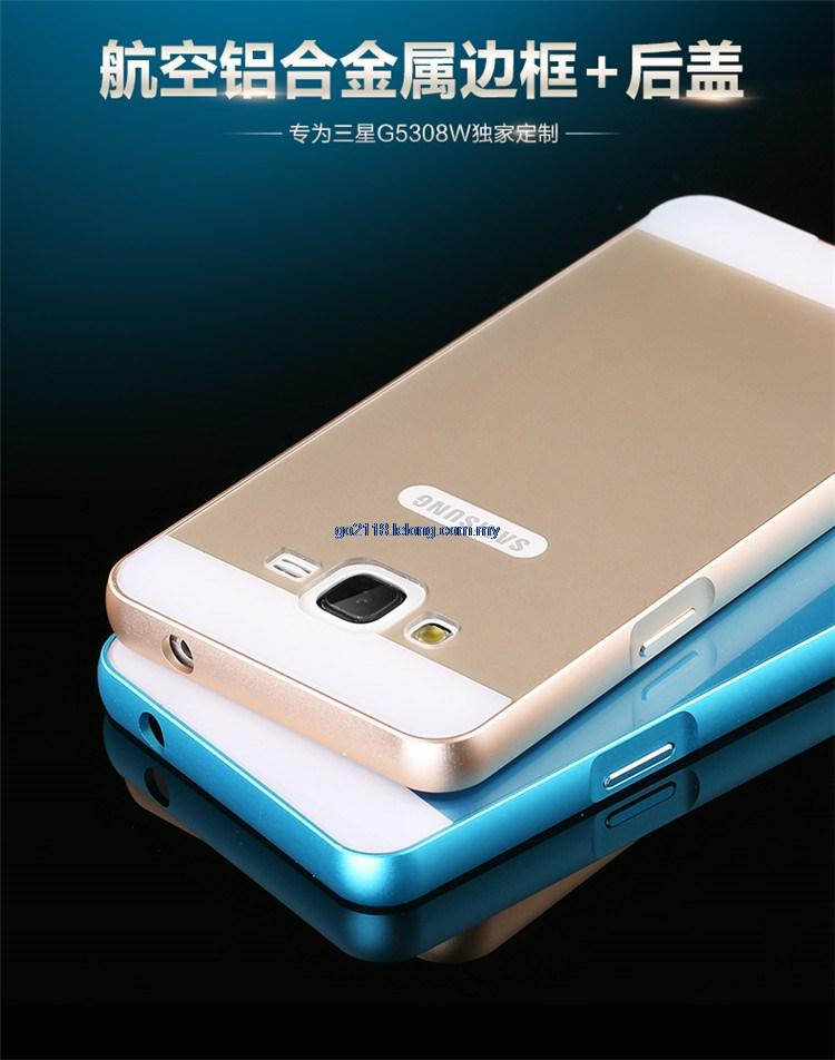 best authentic 2287f cc41a Samsung Galaxy Grand Prime Bumper Case Casing Cover